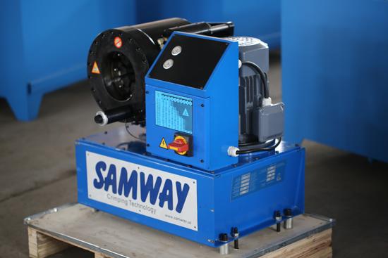 Samway P32 digital precision control model up to 2''